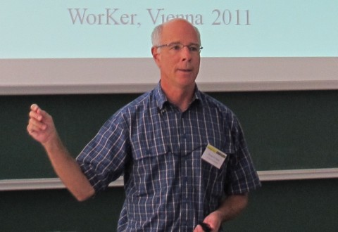 Michael R. Fellows at WorKer 2011