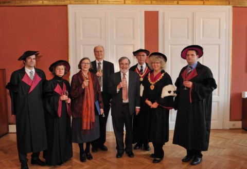 Award of the Honorary Doctorate to Edmund M. Clarke