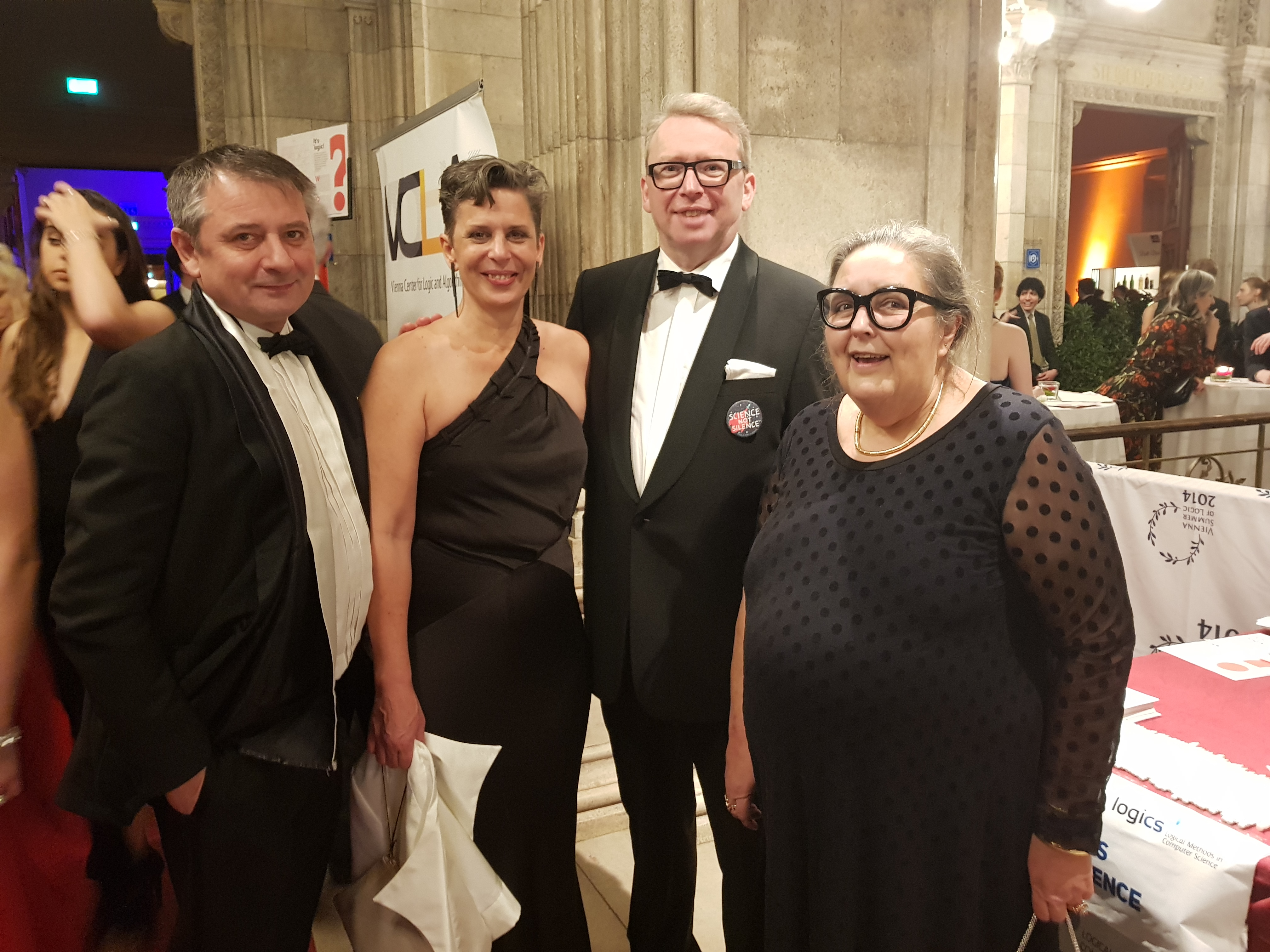 Vienna Ball Of Sciences 2018 Vienna Center For Logic And Algorithms